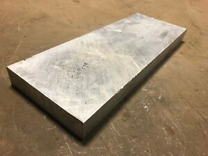 2 X 9 X 24 Long 6061 Aluminum Plate Flat Bar