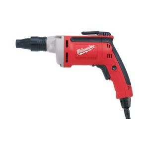 Milwaukee 6791 21 Remodeler s Screwdriver Kit 0 2500 Rpm With Quik lok Cord