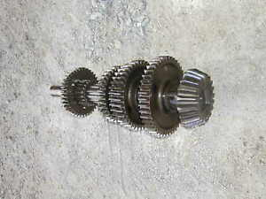 Farmall M Sm Tractor Complete Set Of Upper Gears