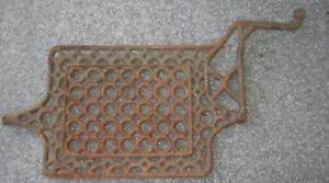 Antique Standard Sewing Machine Co Cast Iron Foot Pedal 812g