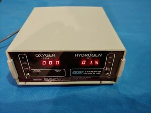 Coy Laboratory Products Gas Analyzer Model 10 Oxygen Hydrogen Laboratory Lab