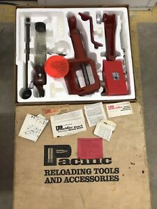 HORNANDY PACIFIC COMPLETE RELOADING TOOL KIT 0-7 NMINT