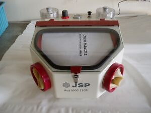 Dental Lab Equipment Double Pen Fine Sandblaster Unit 110v