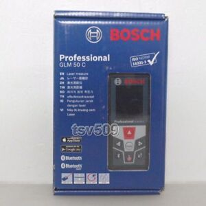 Bosch Professional Glm 50 C Laser Measure Bluetooth 50m 165ft Distance Glm 50c W