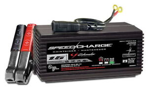 Schumacher 1 5 Amp Trickle Charger Battery Maintainer Sem 1562a
