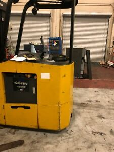 Yale Electric Forklift Model Esco 40