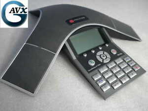 Polycom Soundstation Ip 7000 Poe 90day Warranty Voip Sip Conferencing Phone