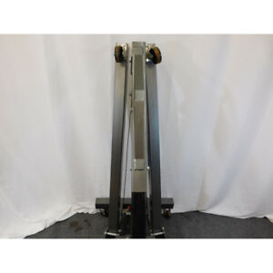 Pitsburgh 69512 Shop Crane And Engine Hoist Local Pick Up Only