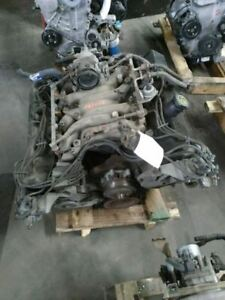 Engine 4 6l Vin W 8th Digit Thru 10 91 Fits 91 92 Lincoln Town Car 134303