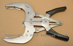 Elora 235 80 Piston Ring Pliers For Rings 80 120mm Made In Germany