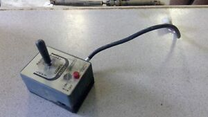 Fisher Plow Controller Joystick Ford F250 Super Duty Pickup 02