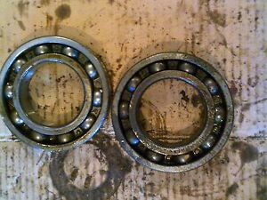 International Ih 504 Utility Tractor Outer Axle Bearing Bearings