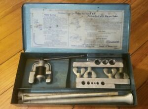 Flaring Tool Imperial Eastman 121f 1 8 3 4 45 Degree