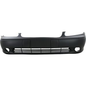 Front Bumper Cover For 1997 2003 Chevy Malibu 2004 2005 Classic Primed 12463112