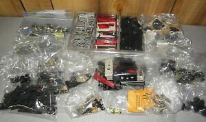 Large Lot Of Vintage Motorola Pager Parts Minitor I And Ii Spirit Pagecom