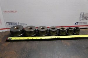 Used Brake Lathe Double Taper Adapters Fits Ammco Accu turn 1
