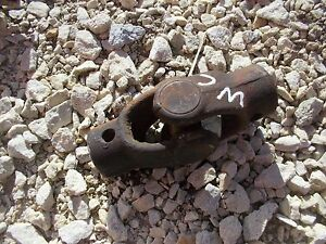 Allis Chalmers Wc Ac Tractor Steering Shaft Joint Connect Knuckle