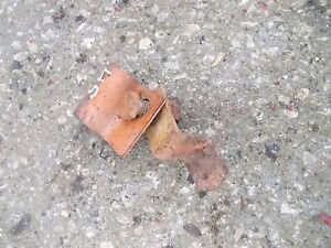 Allis Chalmers Wd Wd45 Tractor Ac Original Clips To Hold Hand Crank Too Fender
