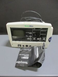 Welch Allyn 6200 Series Medical Patient Monitor For Vital Signs Monitoring