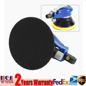 9000rpm Free Speed 5 Random Orbital Air Palm Sander With Wrench