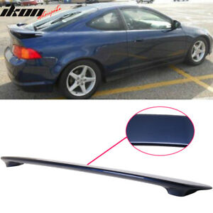 Fits 02 06 Rsx Dc5 Oe Style Trunk Spoiler Painted B96p Eternal Blue Pearl