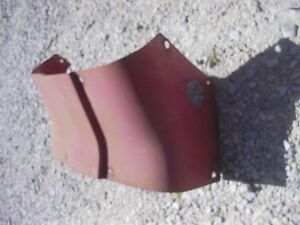 Farmall 706 Tractor Ih Ihc Hood Cover Panel For In Front Of The Dash Original