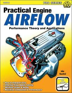 Practical Engine Airflow Book Airflow Dynamics Flowbench Flow Numbers Xhaust New