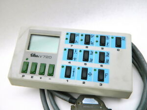 Efka Variocontrol V720 Sewing Machine Control Durkopp Adler Interface