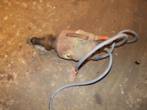John Deere M Mt Tractor Jd Engine Motor Distributor Drive Assembly Parts Rebuild