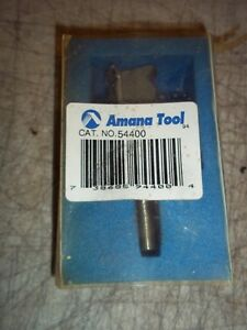Amana Tool 54400 Carbide Tipped Crown Molding 3 16x7 16 Rx1 1 4 Router Drill Bit