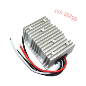 New Dc Converter 12v To 24v 20a 480w Step up Boost Power Supply Module Car Hot