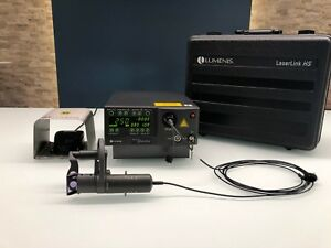 Lumenis Novus Spectra 532 Argon Green Ophthalmic Laser W Haag Streit Adapter