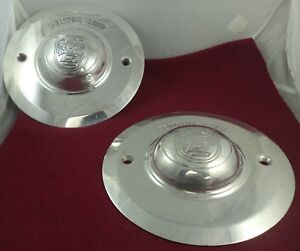 Center Line Wheels Polished Custom Wheel Center Caps Set Of 2