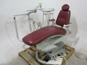 Pelton Crane Sp30 Dental Exam Chair W Operatory Delivery 71554 Best Price