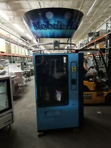 Used Ams Glass Front Vending Machine