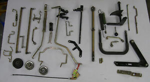 John Deere Stx38 Various Used Excellent Condition Parts