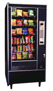 Automatic Products Model 6600xl Snack Vending Machine Completely Refurbished