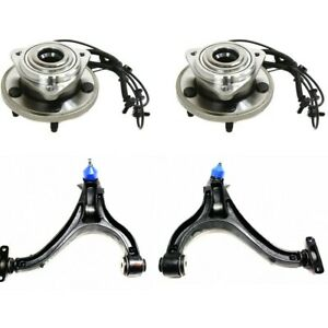 Control Arm Kit For 2005 2010 Jeep Grand Cherokee Front Left And Right Side