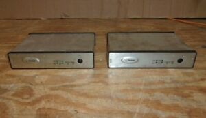 Lot Of 2 radiant P825f002 1641 0002 8801 Pos Kitchen Controller See Notes