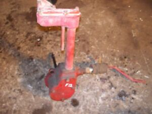 Mccormick Farmall F12 Tractor Original Ih Engine Motor Governor Assembly