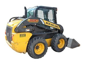 2011 New Holland Super Boom L220 Loader 423 Hours