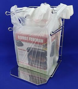 Thank You Gracias Carry out Plastic T shirt Bags Carry 11 5 X 6 5 X 22