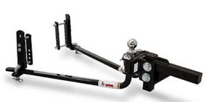 New Fastway Trailer 94 00 1000 E2 10 000 Round Bar Weight Distribution Hitch