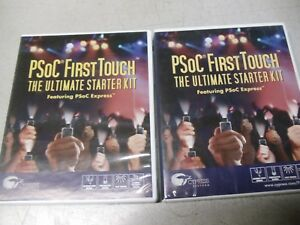 2 Cypress Psoc First Touch The Ultimate Starter Kit Psoc Express