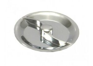 Air Cleaner Nut 1 4 20 Threads Low Profile Only 350 Thick Chrome Plated 4208