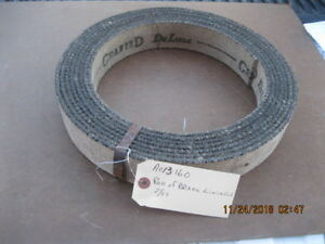 Roll Brake Lining Material 1920 1950 Ford Chevy Mopar Olds Hudson 2 1 4 X 1 4