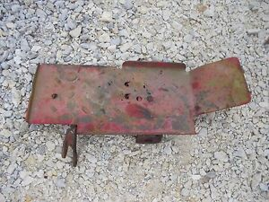 Farmall 340 Rc Ih Tractor Right Platform Step Mounting Bracket