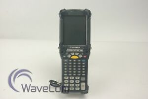 Symbol Motorola Mc9090 g Mobile Computer Windows Mobile 5 0 With Battery And Pen