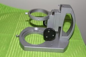 Olympus Vt ii Stereo Microscope Stand For 59 5mm Head