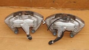 06 Mercedes C55 Amg Brembo Front Brake Caliper Set Lh Rh